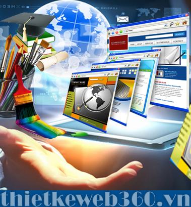 Đào tạo thiết kế web theo yêu cầu