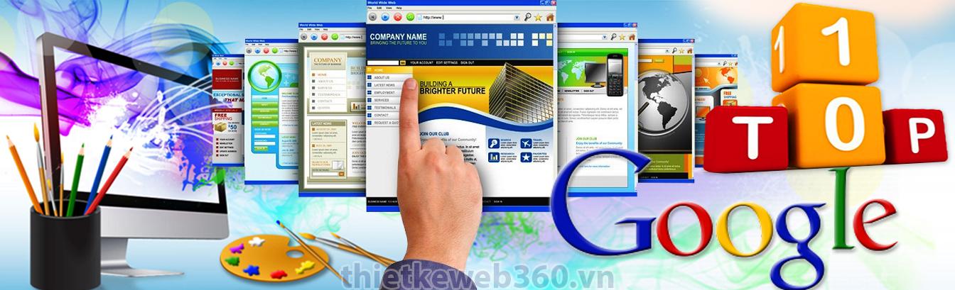 Thiết kế web 360