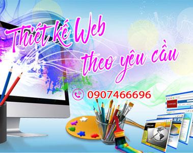 THIẾT KẾ WEB TẠI 63 TỈNH THÀNH
