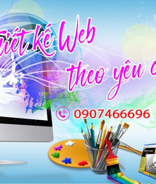 Thiết kế Web HTX