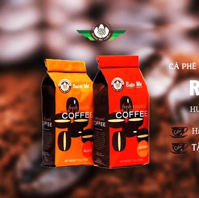 Mẫu Web Công ty cà phê