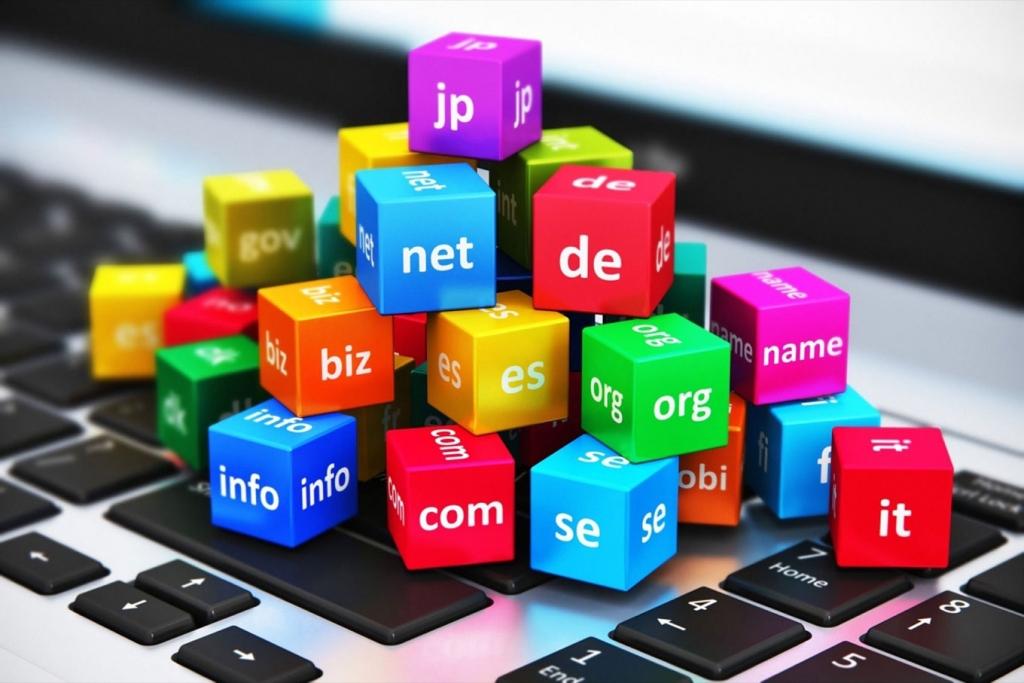 Domain thiết kế web